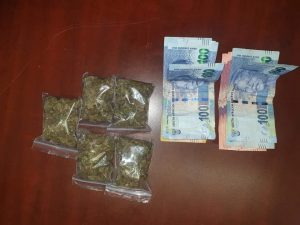 Fox arrest drug dealer in Meyersdal